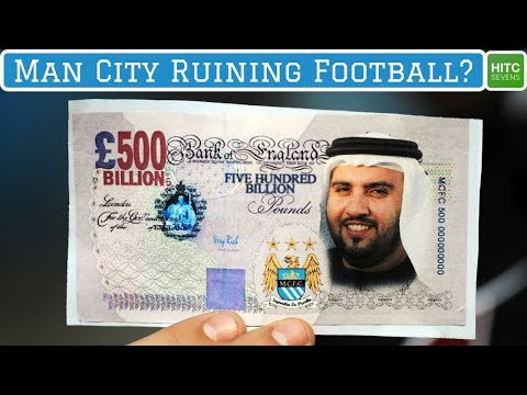 Are Manchester City Ruining Football?