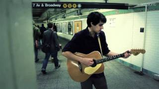 Teddy Geiger - Shake It Off - Times Square