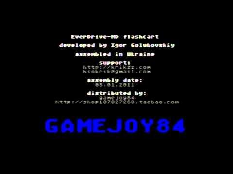 EVERDRIVE MD Sega Genesis Review