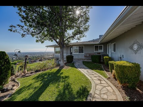 The Berns Team Presents 1022 Briarcliff Rd in Monrovia CA - Majestic Mid-Century View Home