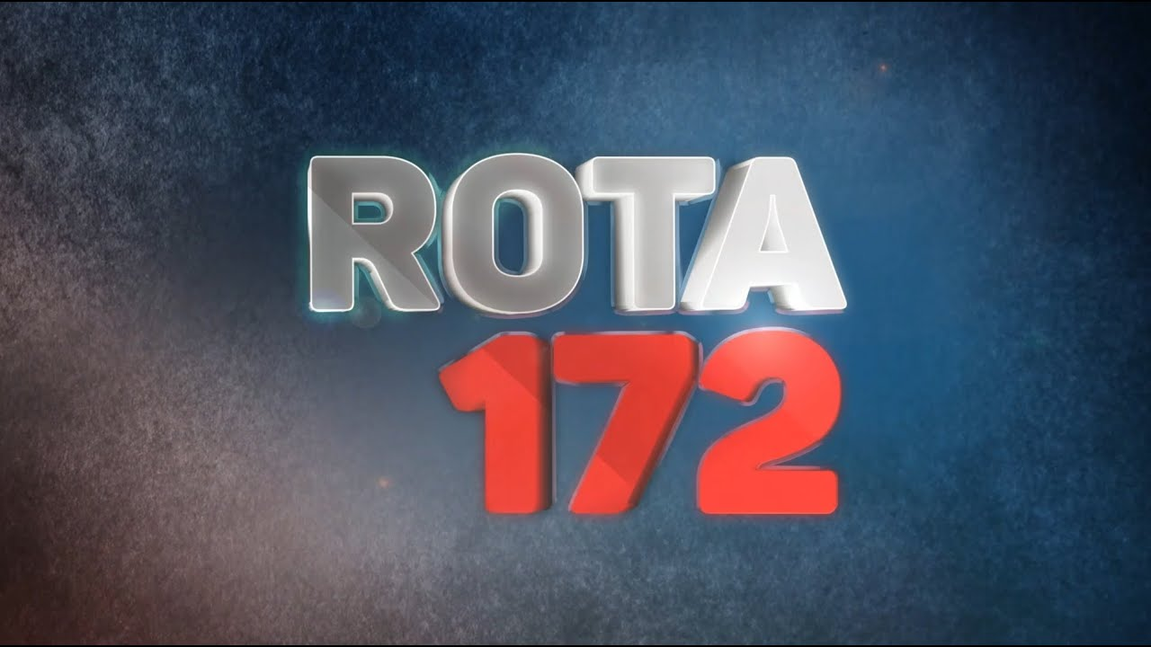 ROTA 172 - 01/09/2021