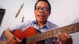 Permainan Gitar Louisking Bugis! Bulu Alau'na Tempe by Andi Agussalim AJ