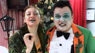 Кикимора и Леший приглашают в театр ''Дилижанс''!