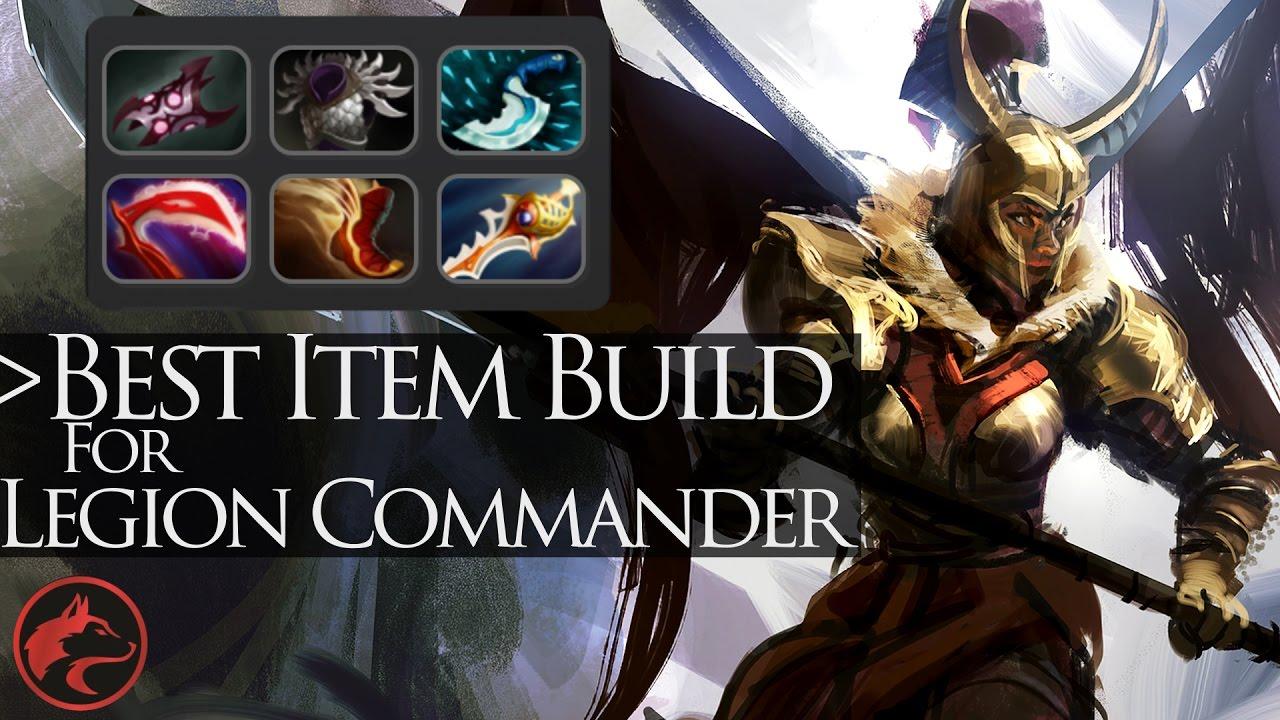 best item build for legion commander dota 2 item guide 1 youtube