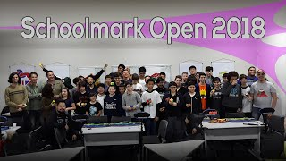 Encerramento School Mark Open 2018