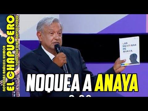 GANA AMLO EL DEBATE!