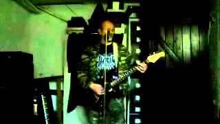 ZARACH BAAL THARAGH ALONE REHEARSAL Motorhead Motorhead raw cover) 17 May 2013