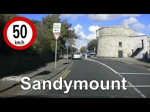 Dash Cam Ireland - Strand Road, Sandymount, Dublin 4