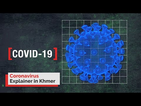 Khmer: Coronavirus Information In Your Language | Information Video | Portal Available Online