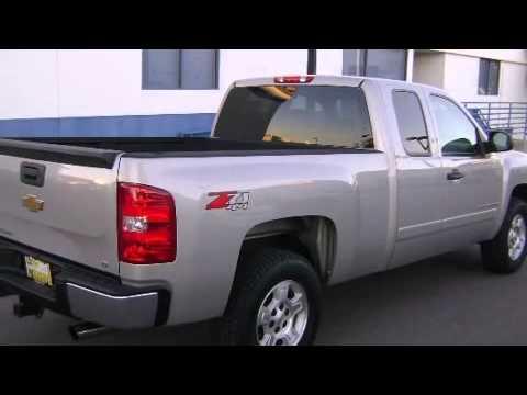 2008 Chevrolet Silverado 1500 Lt 4x4 Z71 Youtube