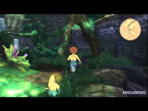 NI NO KUNI Wrath of the White Witch Walkthrough part 1 HD gameplay DEMO walkthrough part 1 PS3 RPG