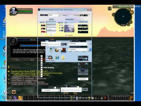 Hacker WoW 100% Funcionando (WoW Emu Hacker) Download Atualizado