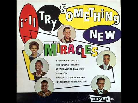 Smokey Robinson And The Miracles  -   I'll Try Something New mp3