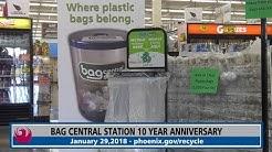Plastic Bag Recycling Program Hits Milestone