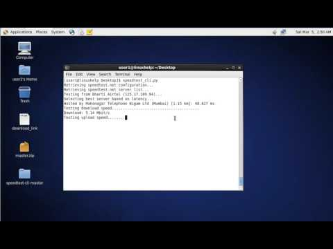 How To Check Internet From Command Line Using Dtest Cli Tool