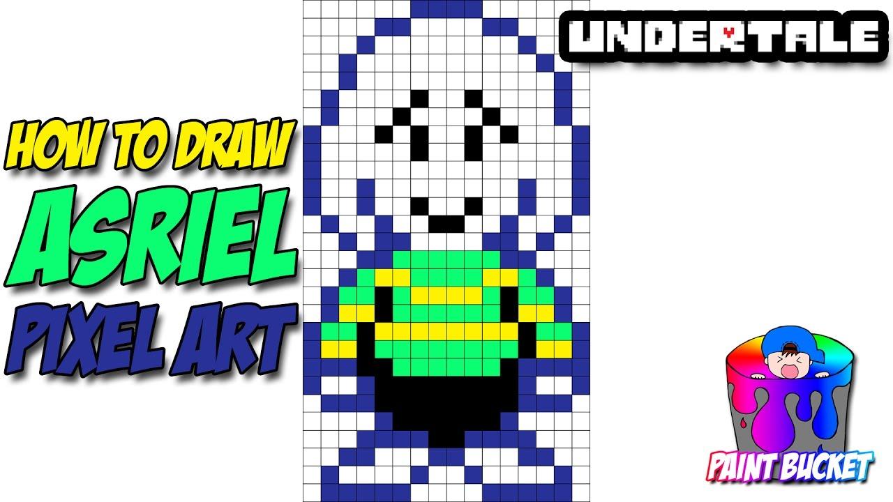 Undertale Characters 8 Bit