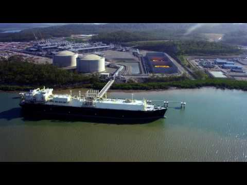 Incorporating Sustainability At APLNG