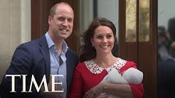 Kate Middleton Just Left The Hospital With Royal Baby Number 3 | TIME