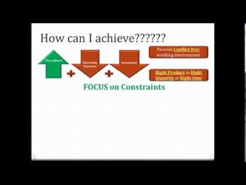 Theory of Constraints   Short Movie