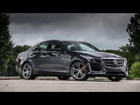 2017 Cadillac Cts Ats V Sport Twin Turbo V 6 Full Review Youtube