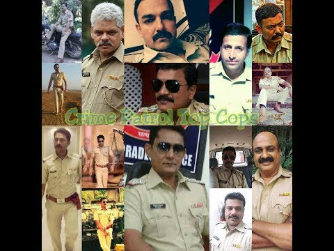 Crime Patrol क्राइम पेट्रोल Dial100 Top Cops With Real Name HD
