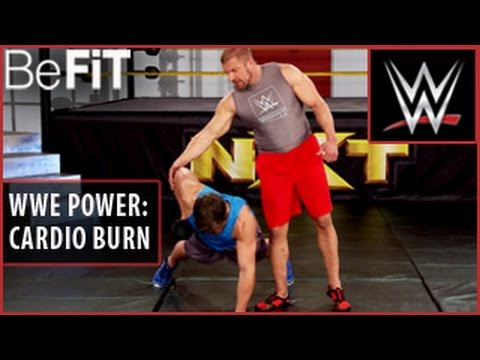 WWE Power Series: Extreme Cardio Burn...