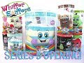 Brand New! Whiffer Sniffers Series 5 - Plush Toy Unboxing and reviews