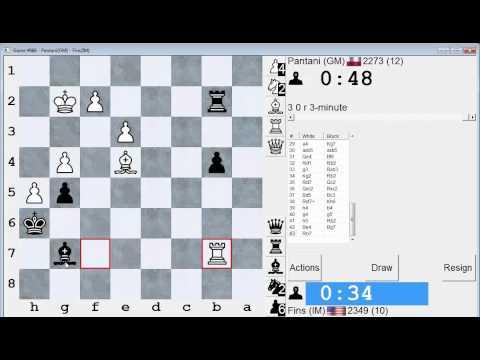 Blitz Chess #67: GM Jaracz vs. IM Bartholomew (Semi-Slav Defense)