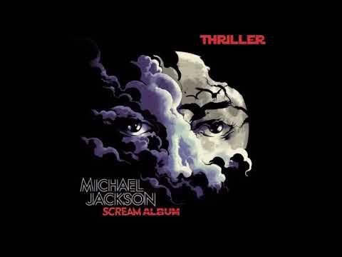 Michael Jackson  Full New SCREAM Album...