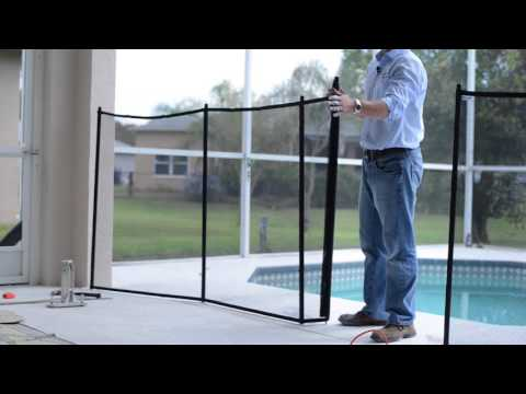 How to Install In-Ground Pool Fences by Sentry Safety