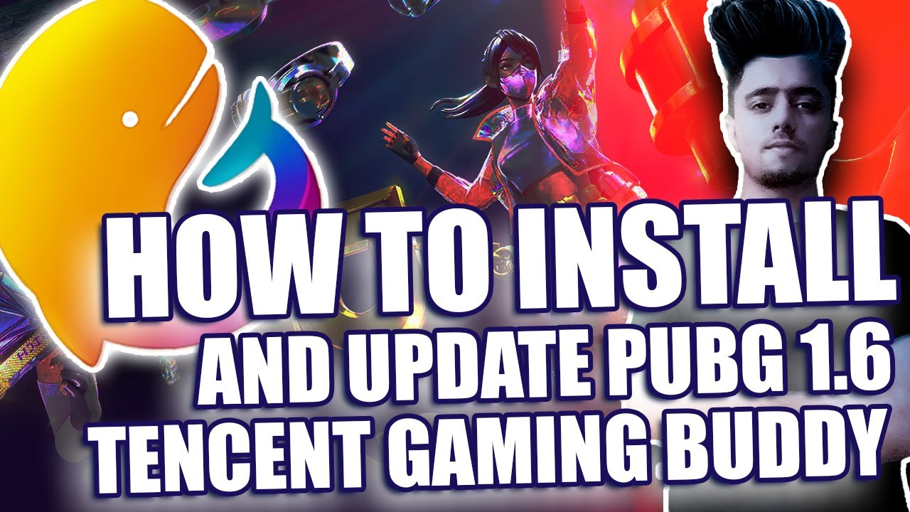 How To Install | Tencent Gaming Buddy 7.1 Final Version | New Update Tencent 7.1 Download | crayonyt