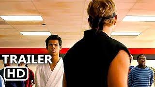COBRA KAI Trailer EXTENDED (2018) The Karate Kid Saga, TV Show HD