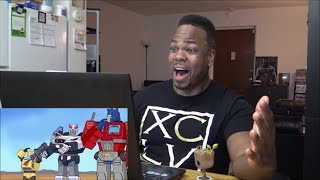 TRANSformers REACTION!!!