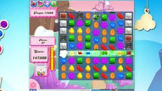 Candy Crush Saga Level 144 -- AppLevelHelp.Com