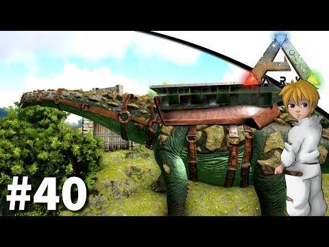ARK : The Island - #40 TITANOSAURE !