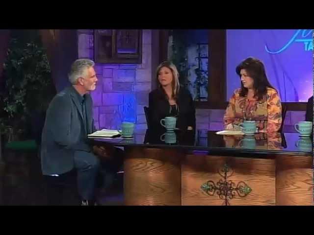 John Paul Discusses Hearing the Voice of God on Joni Table Talk