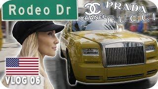 DIE TEUERSTE STRASSE IN AMERIKA?! - LOS ANGELES Daily Vlog #06 | AnaJohnson