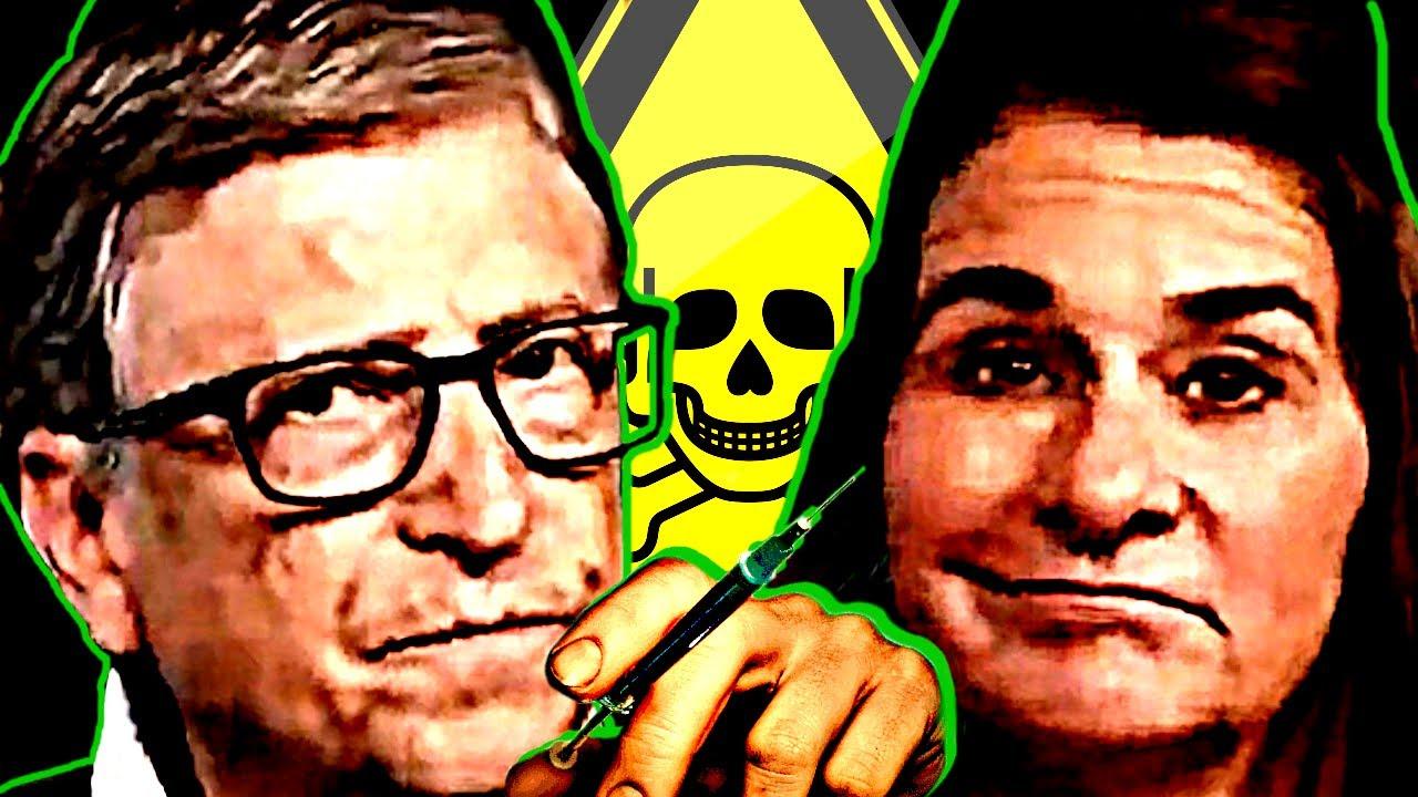 Bill and Melinda Gates want to eradicate you