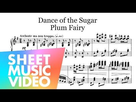 Dance of the Sugar Plum Fairy - Nutcracker Suite - Tchaikovsky