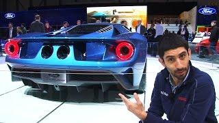 Ford GT | Salone di Ginevra 2015
