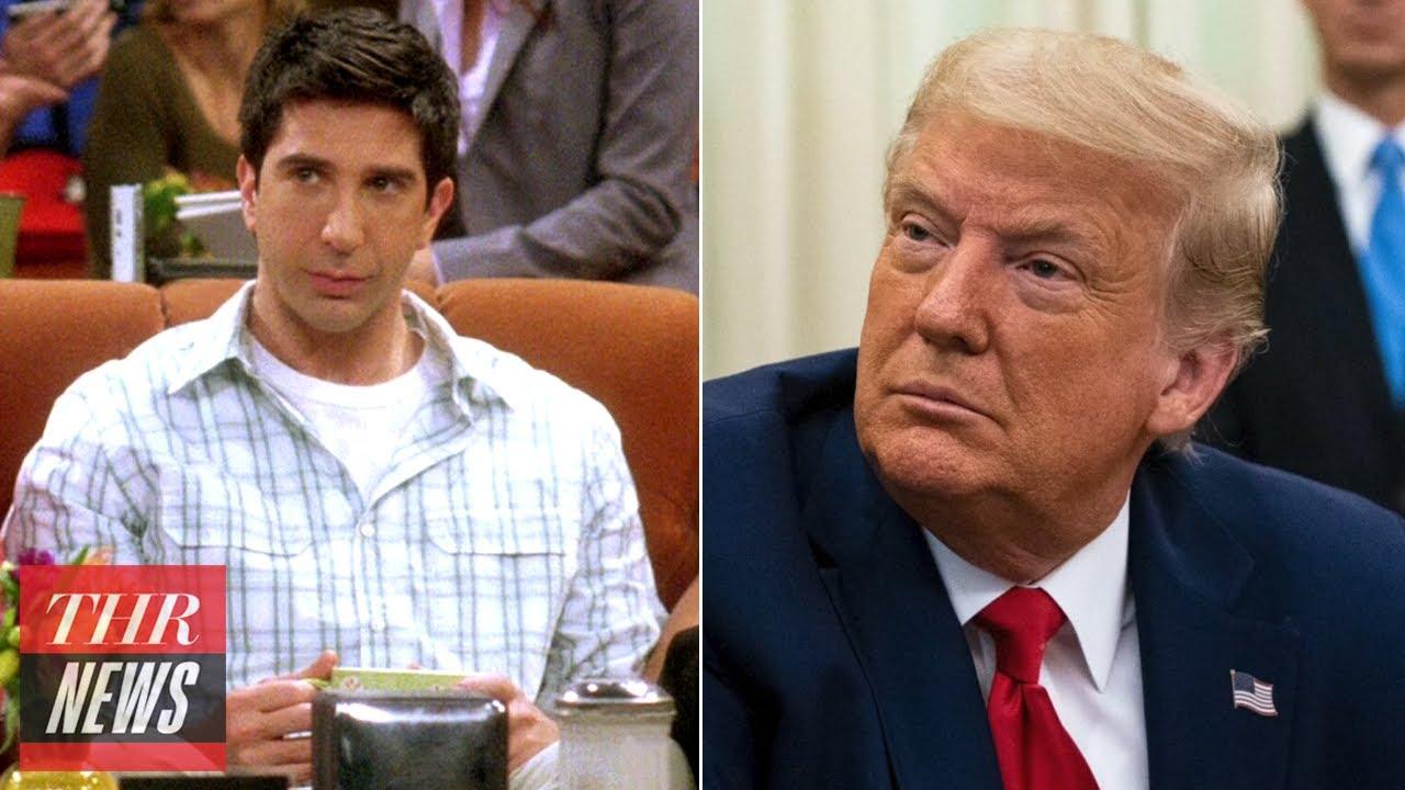 Trump Bans TikTok Company, 'Friends' Reunion Delayed at HBO Max (Again), & More | THR News