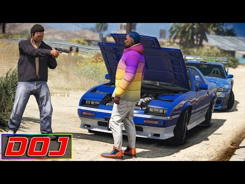 Roadside Robbery | GTA 5 Roleplay | DOJ #116