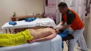 Phares massage. Фарес массаж.Berc Spa