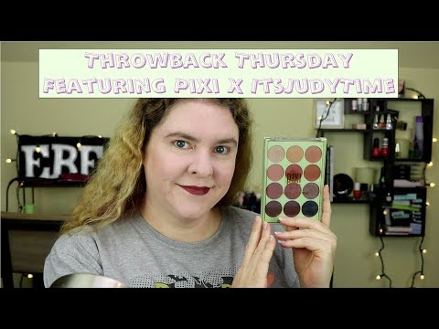 Pixi by Petra X ItsJudyTime | Throwback Thursday #6 thumbnail