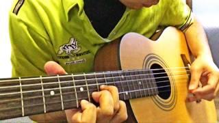 Tìm lại con đường Guitar Version