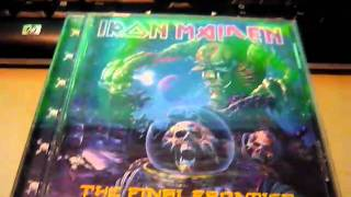 iron maiden-The final frontier review!!!