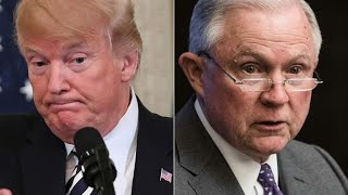 Trump renews attacks on Sessions, who fires back