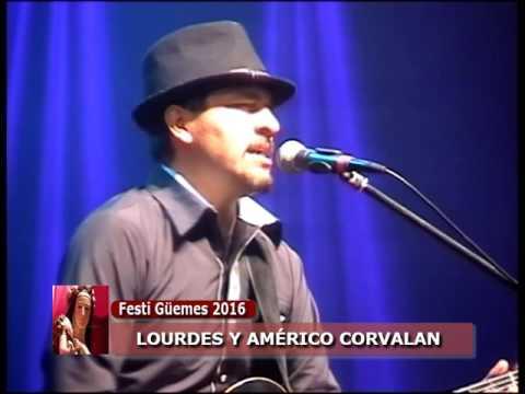 Lourdes y Américo Corvalan