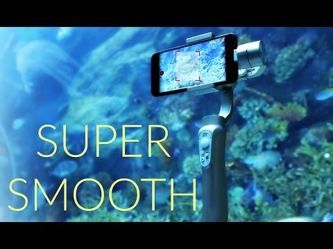 Zhiyun Smooth Q Review - The New Best Budget Smartphone Stabilizer for super SMOOTH Video!