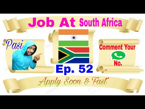 New Abroad Job At South Africa From Best Jobs Recruitment Agency In India Apply Fast March 2017